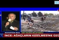 Cüneyt Özdemirin sözleri CHPli İnceyi kızdırdı