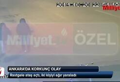 Ankarada akıl almaz olay: Korku filmi gibi