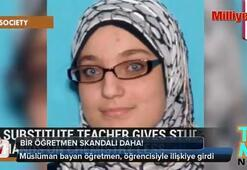 Müslüman öğretmenden seks skandalı