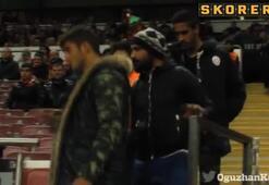 Engin Baytar Arenada yine olay oldu