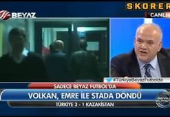 Ahmet Çakardan Volkana ağır sözler
