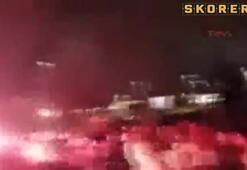Beşiktaşın galibiyeti 2 ülkeyi sevindirdi