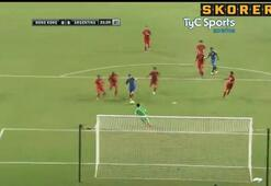 Hong Kong-Arjantin: 0-7