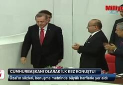 Tezkere öncesi Erdoğandan Mecliste kritik konuşma