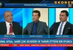 Aysaldan Sabri ve Engin Baytar açıklaması