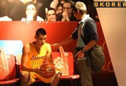 Jeremy Lin sürprizi