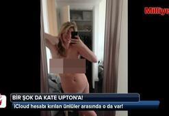 Kate Uptonın da çıplak fotoğrafları yayınlandı Hollywood şokta