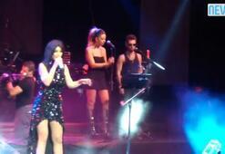 Hande Yener, Ahmet Kaya şarkısı söyledi