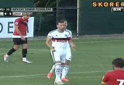Beşiktaş Sivok ile güldü