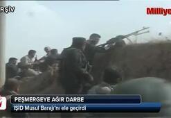 IŞİD, Musul Barajını ele geçirdi