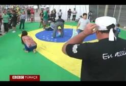 Belo Horizontede buruk yarı final heyecanı