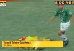 James Rodriguez 12 yaşında da büyük yetenek