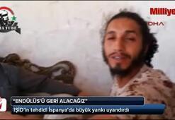 İspanyada IŞİD paniği