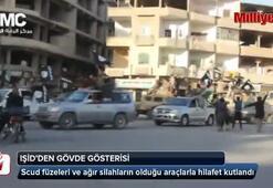 IŞİDden gövde gösterisi