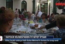 Kiliseden bıçaklı saldırıya Fatih Sultan Mehmet fermanı ile cevap