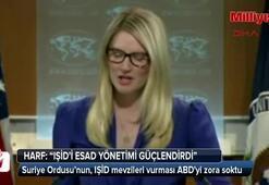 Harf: IŞİDi Esad yönetimi güçlendirdi