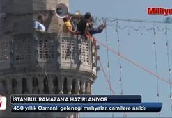 İstanbul Ramazana hazırlanıyor
