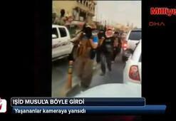 IŞİD Musula böyle girdi