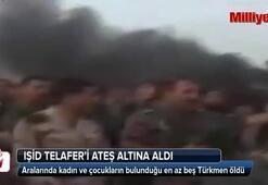 IŞİD Türkmen şehri Telaferi kuşattı