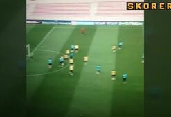 Muhteşem Fransa antrenmanında enfes gol