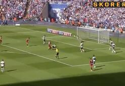 Premier Lige çıkaran mucize gol