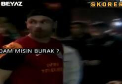 Burak Yılmaza Trabzonda tepki; Adam mısın