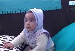 Şarkıya ağlayan bebek izlenme rekorları kırıyor
