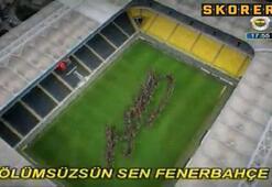 Fenerbahçeye yeni marş: Ölümsüzsün Fenerbahçe