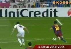 El Clasico tarihinin en güzel 10 golü