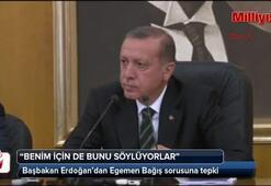 Başbakandan Egemen Bağış açıklaması
