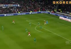PSVnin serisini Groningen noktaladı