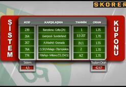 Skorer TV İddaa - 25 Mart 2014