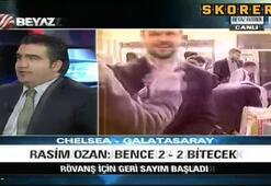 Özat:Galatasarayın şansı yüzde 1
