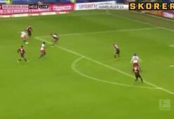 Hakan Çalhanoğlundan harika gol
