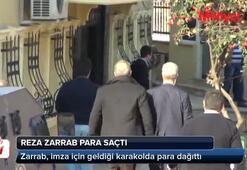 Reza Zarrab para saçtı