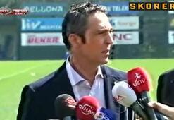 Ali Koç, Trabzonda yaşanan için ne dedi