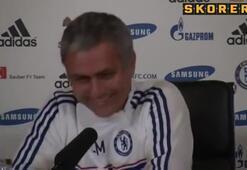 David Luiz Mourinhoyu önce korkuttu, sonra güldürdü