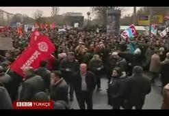Ankarada Berkin Elvan gösterisine polis müdahalesi