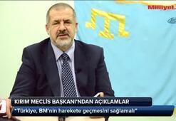 Türkiye, BMnin harekete geçmesini sağlamalı