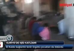 Suriye'den tüyleri ürperten infaz görüntüleri