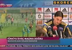 Zlatan:Türk futbolu iyi seviyede...