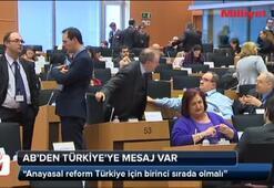 ABden Türkiyeye mesaj var