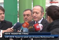 HSYK yasasına CHPden itiraz
