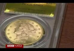 Paslı kutulardan 10 milyon dolarlık altın çıktı
