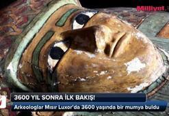 3600 yaşında mumya bulundu