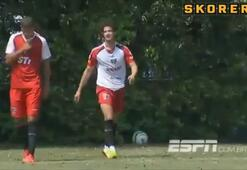 Alexandre Pato golle döndü