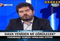 Ahmet Çakar canlı yayını terk etti