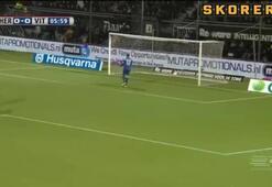 Vitesse 2-0dan puan kaybetti