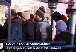 Tüm dünyada merakla beklenen PS4 Türkiyede