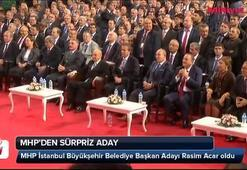MHPnin İstanbul adayı Rasim Acar
